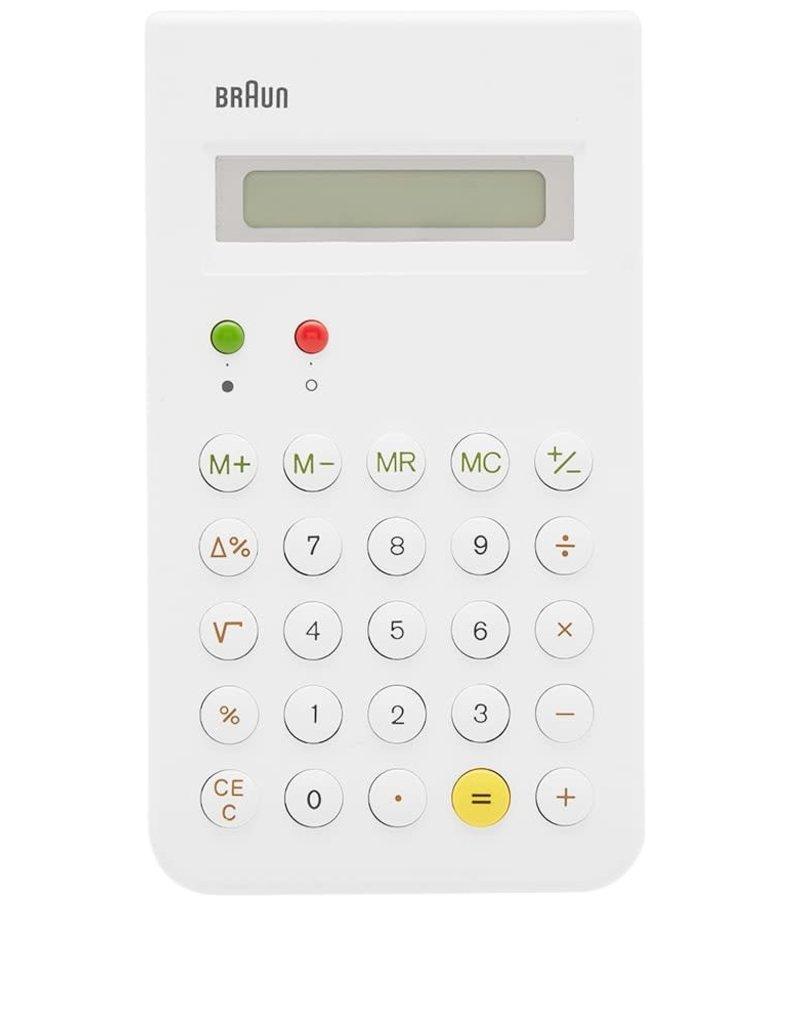 Braun Braun - Calculator BN-ET66, White