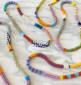 Kisiwa Cuerda Choker Necklace by Kisiwa