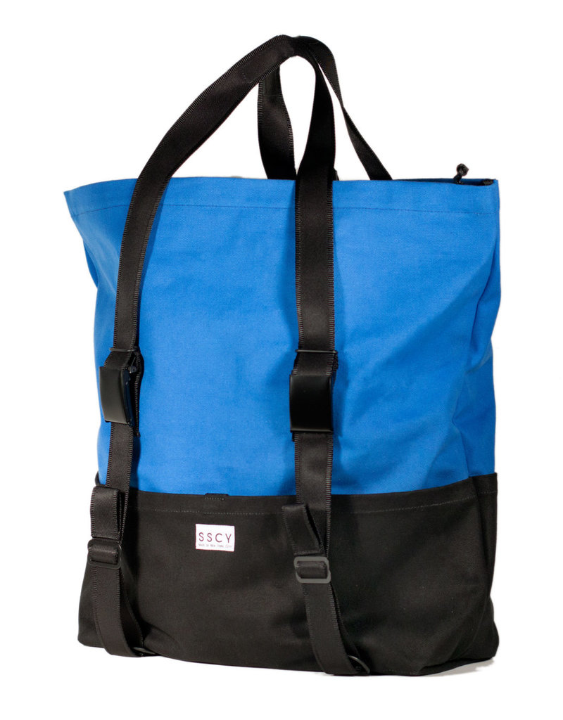 Bag Tack Large Blue/Black