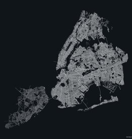 Map NYC: Seldon Yuan