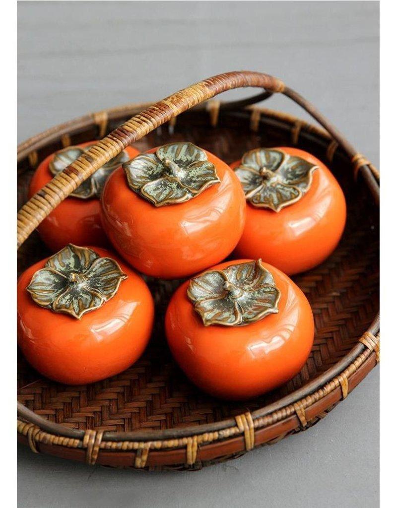 Persimmon Jar from Chop Suey Club