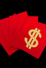 Red Money Envelope Pack from Chop Suey Club