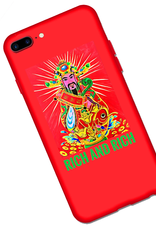 Rich and Rich Phone Case by Yang Qi from Chop Suey Club