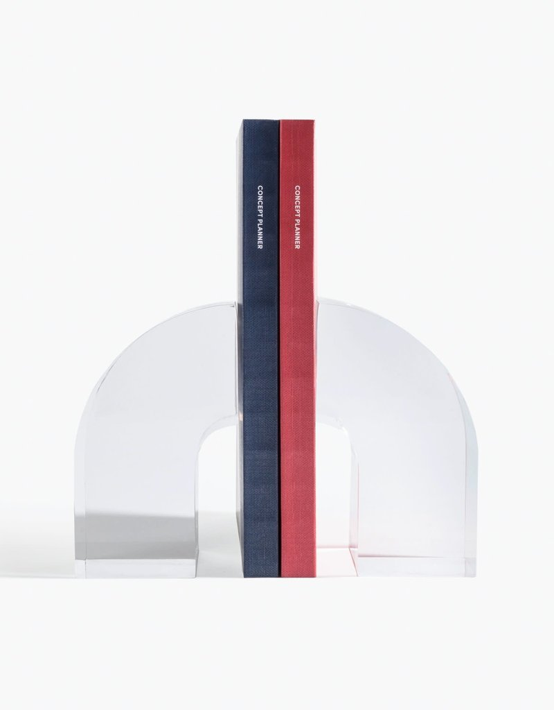Poketo Arc Bookend Set