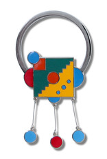 Acme Studios Milton Glaser Untitled Brooch