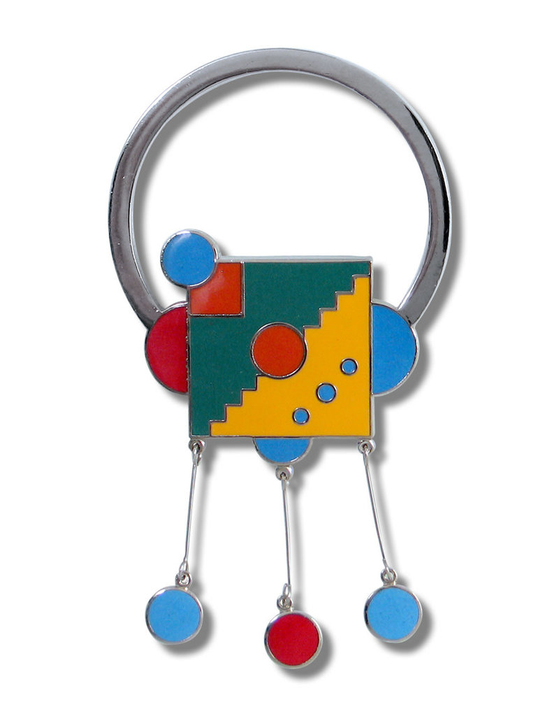 Acme Studios Milton Glaser Untitled Brooch Acme