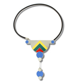Acme Studios Milton Glaser Untitled Necklace Acme