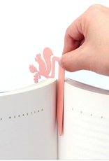 DCell Pastel Squirrels with Acorn Bookmarks Set