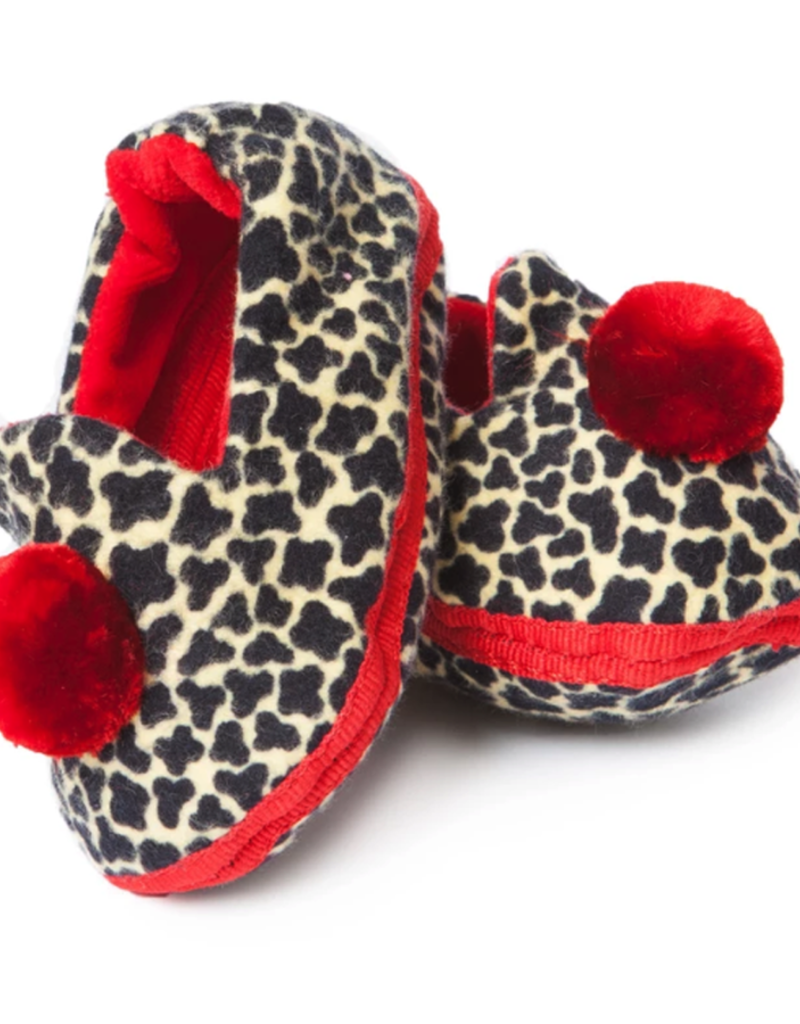 Tiger Swiss Tiger Baby Red Newborn Shoes