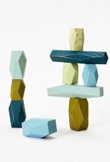 Fort Standard Balancing Blocks (ocean)