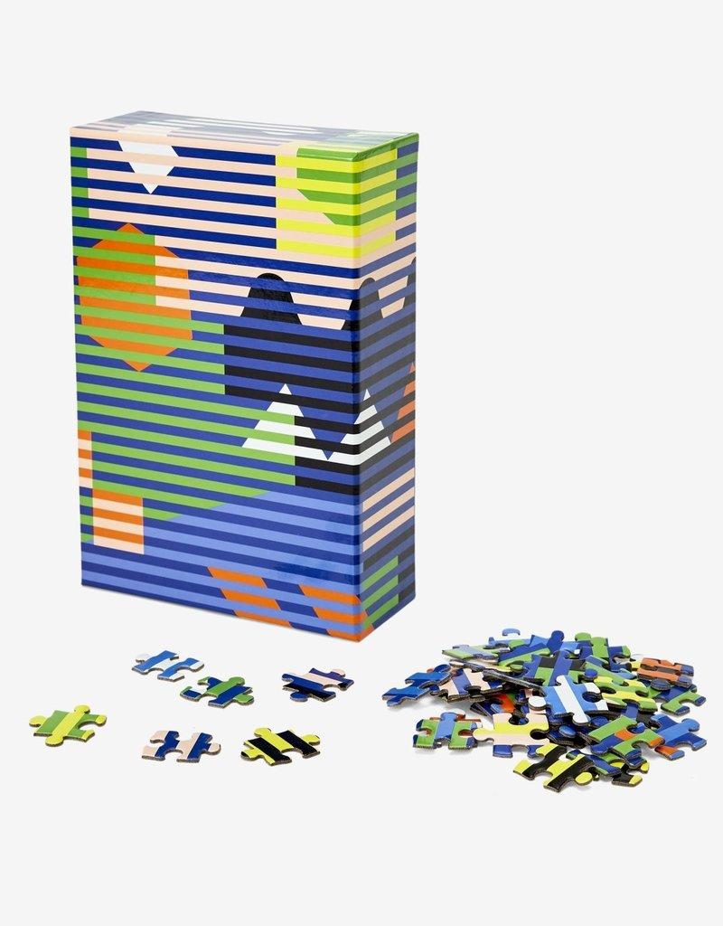 Dusen Dusen Dusen Dusen Pattern Puzzle (Lenticular)