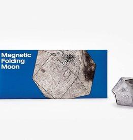 Brendan Ravenhill Dymaxion Globe (Earth's Moon)