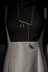 Ladies and Gentlemen Ladies and Gentlemen Balance Bar Necklace