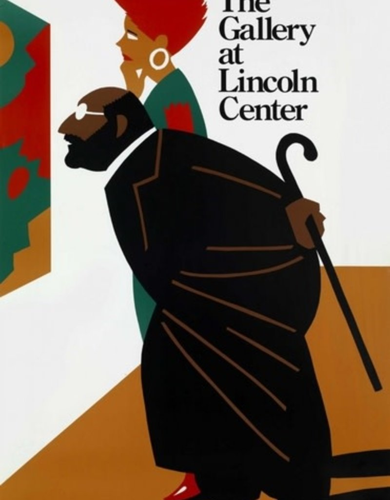 Milton Glaser Studio The Gallery at Lincoln Center, 1990