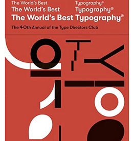 Type Directors Club 40th Annual of the Type Directors Club