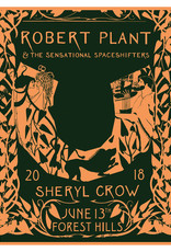 Sheryl Crow Forest Hills Poster