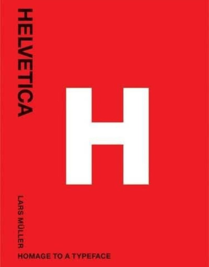 DAP Helvetica Homage to a Typeface