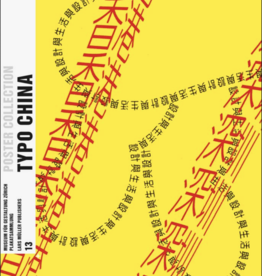 DAP Poster Collection 13: Typo China Visualizing the Visible