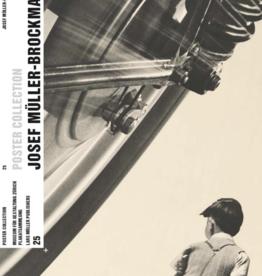 DAP Poster Collection 25: Josef Muller-Brockmann
