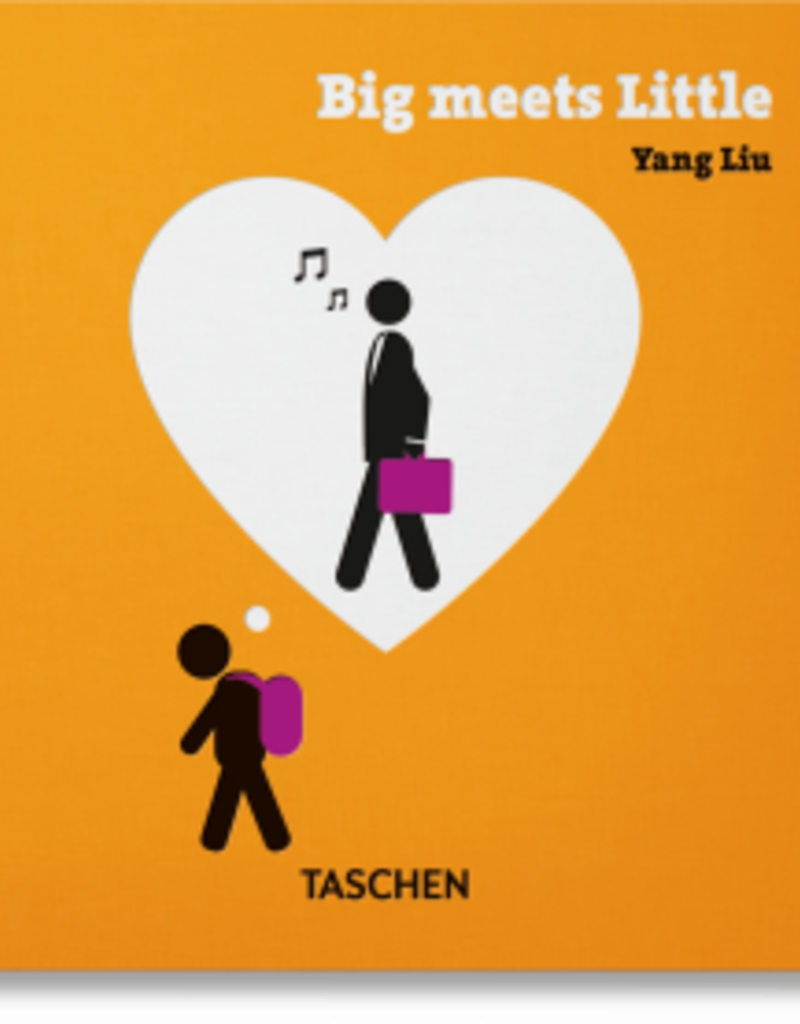 Taschen Yang Liu. Big meets Little