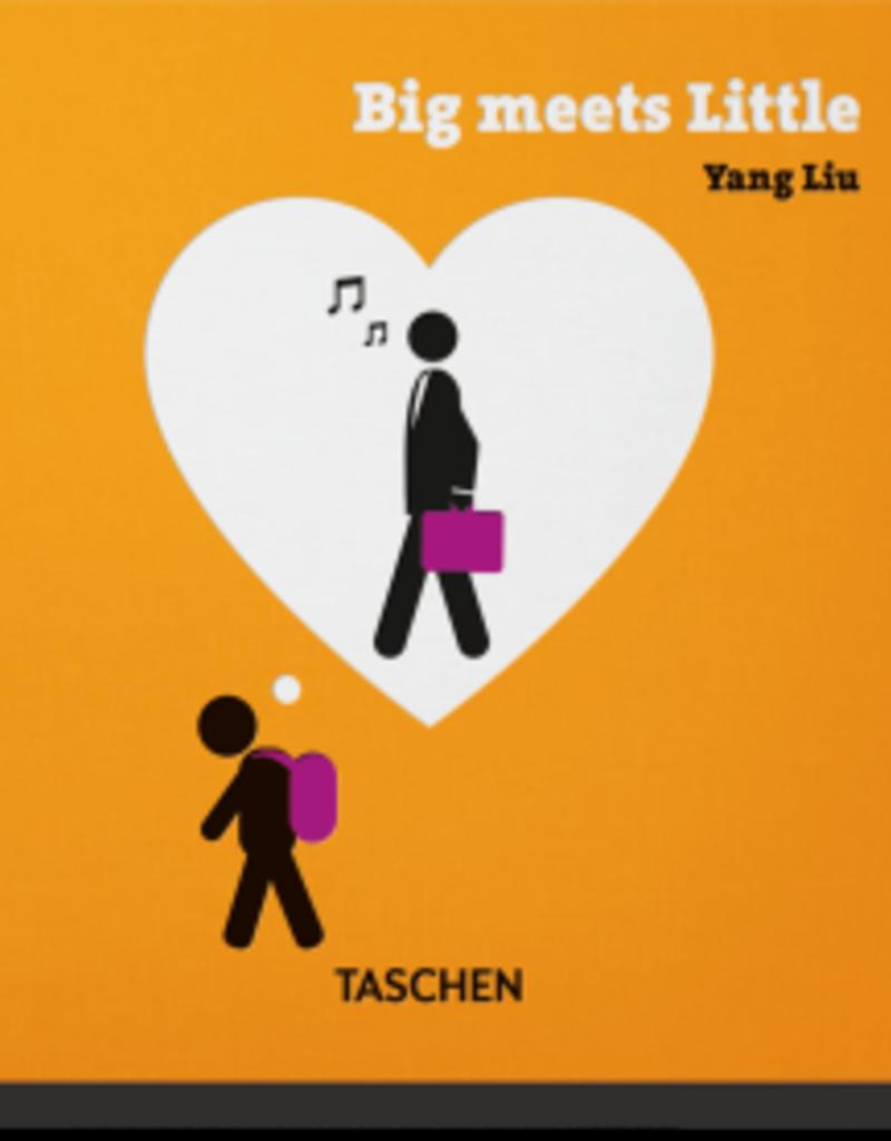 Taschen Yang Liu. Big meets Little