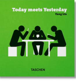 Taschen Yang Liu. Today meets Yesterday
