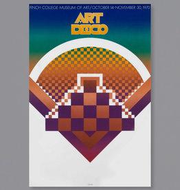 Milton Glaser Studio Milton Glaser: Art Deco, 1970