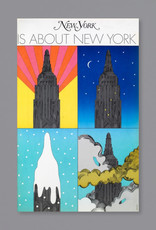 Milton Glaser Studio New York Is About New York, 1967