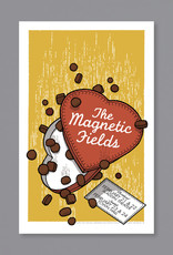 Crash America Magnetic Fields Poster