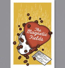 Crash America Magnetic Fields Poster
