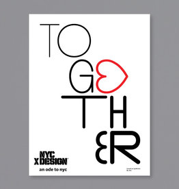 An Ode to NYC American Optimism Poster by 2x4