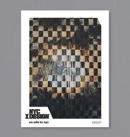 An Ode to NYC InSight from Above Poster by Suzanne Tick