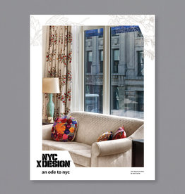 An Ode to NYC The View from Here Poster by Kati Curtis