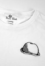 Nom Wah Milton Glaser (The Underground Gourmet) T-Shirt: Pork Bun by Nom Wah