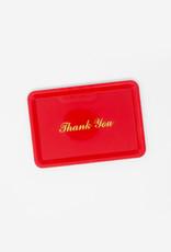 Thank You Tray from Chop Suey Club