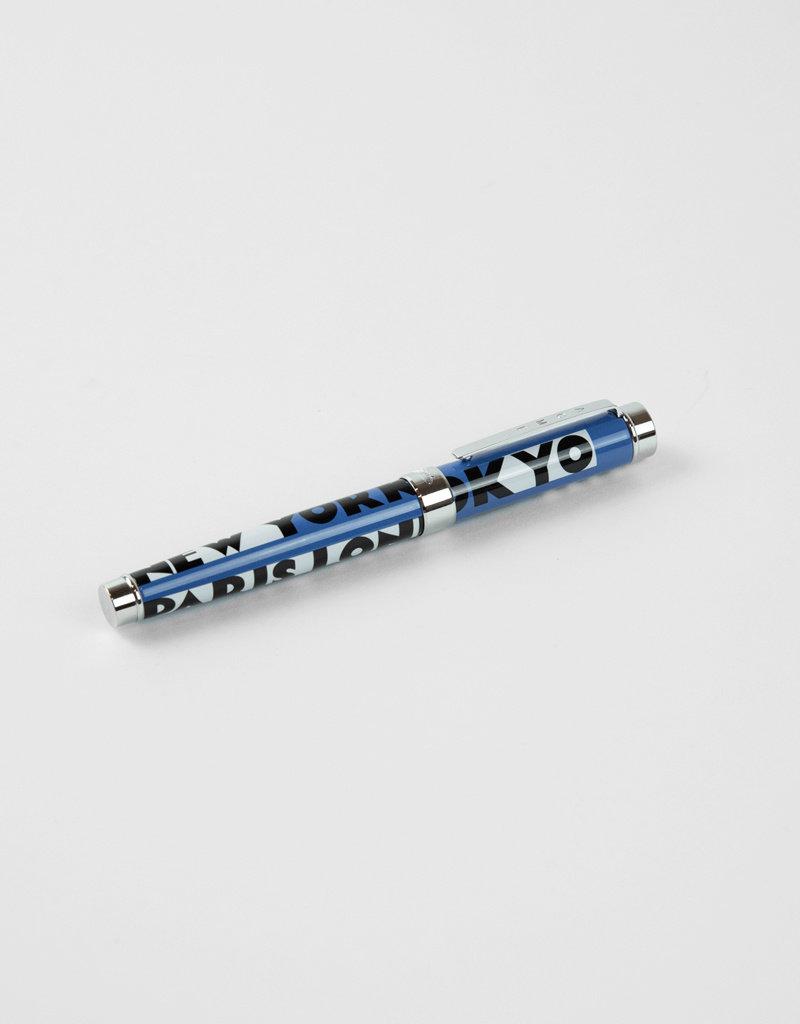 Acme Studios Metro Standard Roller Ball Pen by Rod Dyer