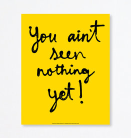 Du-Good Press you ain't seen nothing yet! by Sabetty Heyaime - In Unity Poster