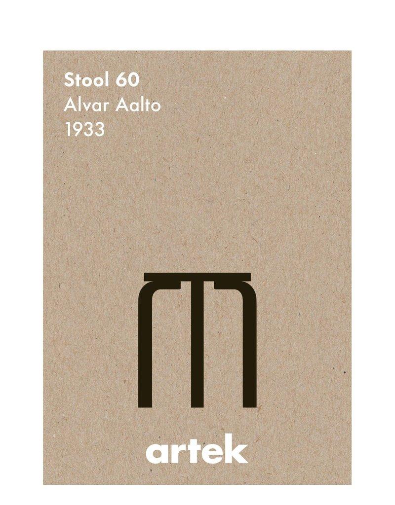 Artek Greige: Stool 60, 2013