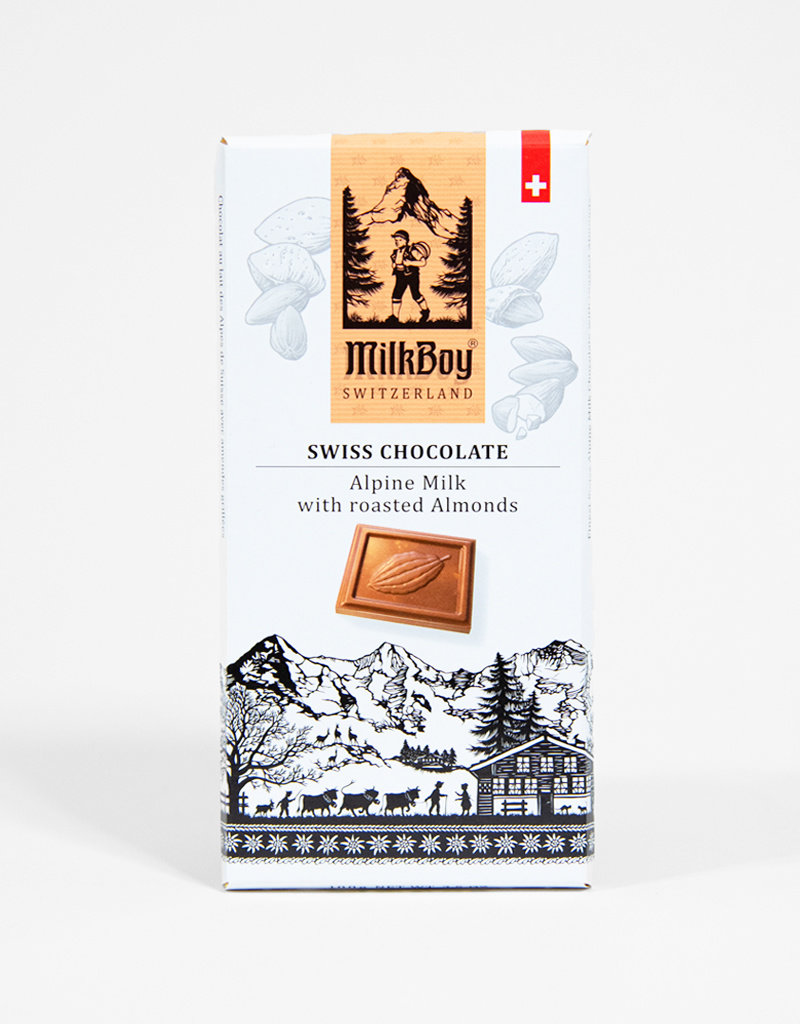 MilkBoy Milkboy Swiss Chocolates set of 3 Flavors