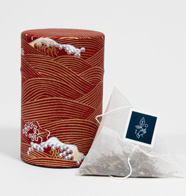 Rishi Rishi Tea  Canister and sachets Elderberry Healer