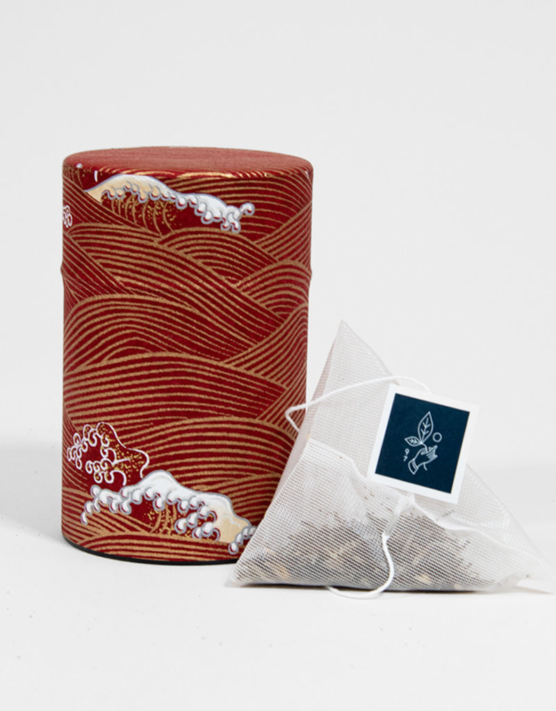 Rishi Rishi Tea  Canister and sachets Elderberry Healer