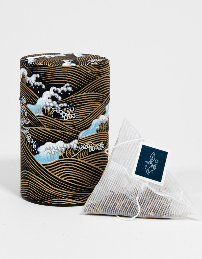 Rishi Rishi Tea  Canister and sachets Earl Grey Supreme