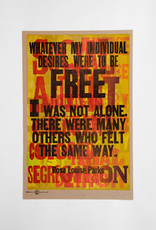 Whatever My Individual Desires Were To Be Poster