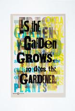 Amos Kennedy As the Garden Grows