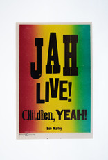 Amos Kennedy Jah Live!