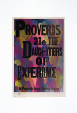 Amos Kennedy Proverbs are the Daughters