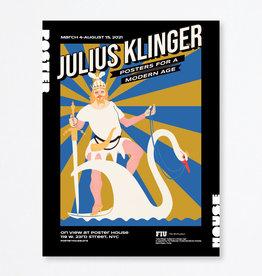 Shehzil Malik Shehzil Malik: Julius Klinger, Posters for a Modern Age, 2021