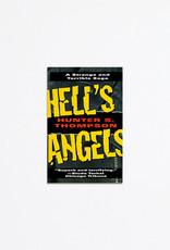 Ballentine Books Paperback: Hell's Angels: A Strange and Terrible Saga; Hunter S. Thompson