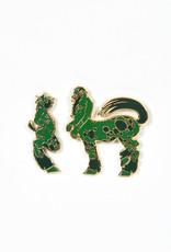 Centaur & Saytr Pin Set