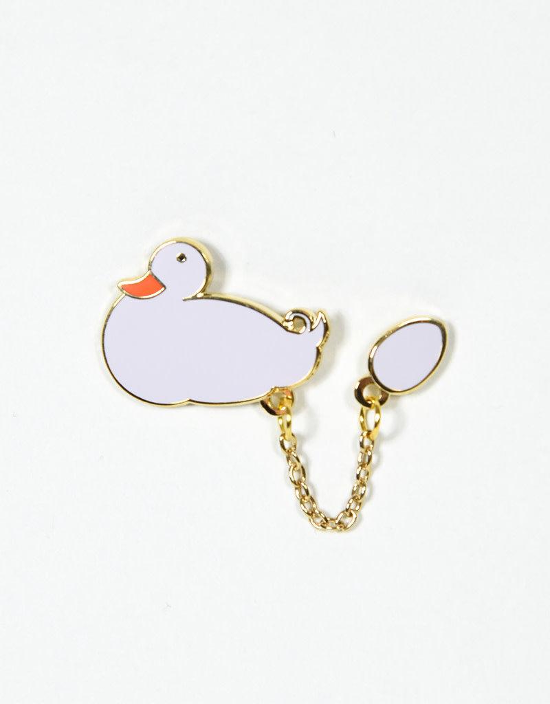 Duck & Egg Pin Set